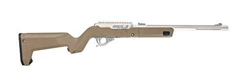 Magpul X-22 Backpacker Stock for Ruger 10/22 Takedown, Flat Dark Earth (Ruger 10 22 Best Ammo)
