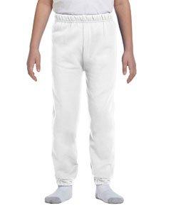 Jerzees Big Boys' Pill Resistant Fleece Sweatpant, Medium, - Resistant Pill