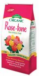 Espoma Organic Rose-tone Rose & Flower Food 4-3-2, 4 LB