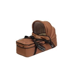 Mountain Buggy Duo Carry Cot, Chocolate (Discontinued by Manufacturer) (Mountain Buggy Duo Stroller)