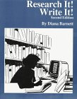 Research It! Write It!, Diana Barnett, 1579500161