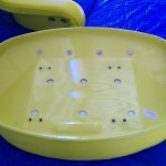 John Deere 4020 Seat -3 Piece Cushion Set 2510 3010 3020 4010 4020 5010 5020 #BH