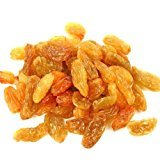 Raisins - Bulk Golden Raisins In 25 Pound Boxes - Freshest and highest quality dried fruits from US Based farmer market - Dried fruits for events, homes, restaurants, and bakeries. (25 LBS) by Gourmet Nuts And Dried Fruit (Image #1)