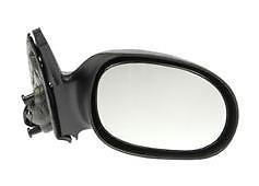 01 02 03 04 05 06 Chrysler Sebring (Sedan Only) Dodge Stratus (Sedan Only) Passenger Door Mirror Power Textured Black NEW 4805310AD CH1321211