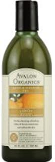 product image for Avalon Organics Bath & Shower Gel, Lemon, 12 Ounce