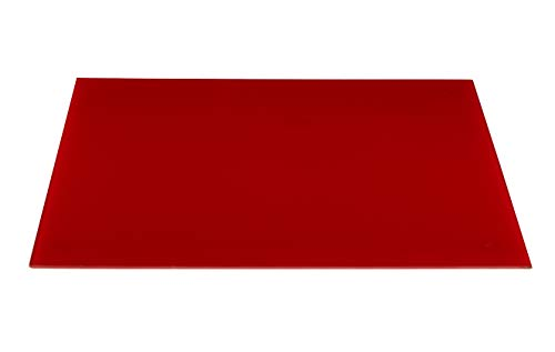 """Glass Cutting Board by Clever Chef 