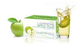 Verena Verina L-Carnitine Apple Plus Juice for a beautiful, slim body10 envelopes