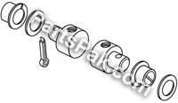 Teleflex CA27563P Brass Pivot Kit