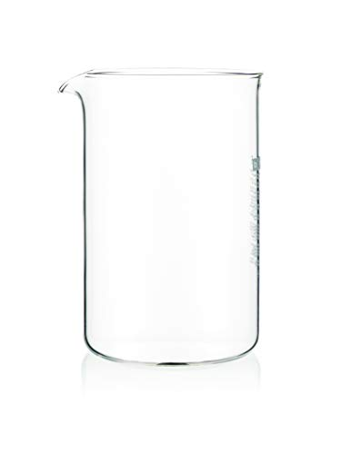 51-ounce replacement beaker for Bodum 12-cup coffee presses (BISTRO NOUVEAU and CHAMBORD model) ()