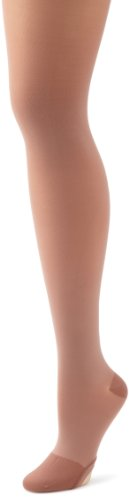 Danskin Women's Convertible Tight, Classic Light Toast, C/D