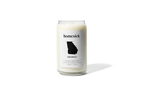 Homesick Scented Candle, Georgia