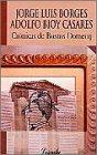Cronicas de Bustos Domecq par Jorge Luis Borges