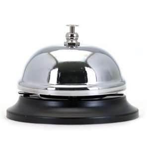 Ringing Desk Bell