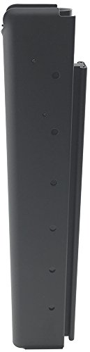 SportPro 450 Round Metal High Capacity Magazine for AEG Thompson M1A1 Airsoft - Black