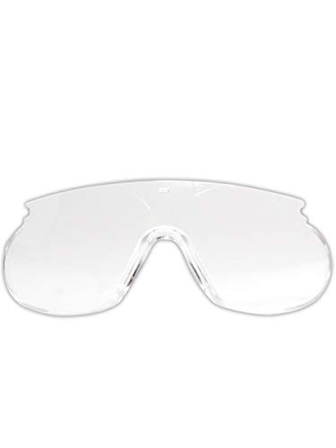 (Uvex S6500X Skyper Series Replacement Lens, Standard, Clear)