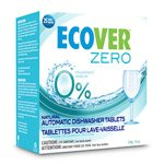 Ecover Ecover Zero 0% Automatic Dishwasher Tablets 25 tablets Natural Dishwashing Products (a) - 2pc
