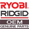 RIDGID RYOBI OEM 089041021901 Label Data BG612GSB in Genuine Factory Package