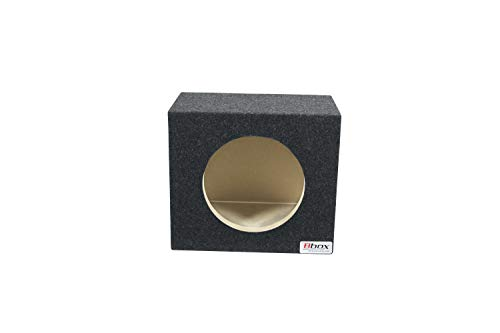 BBox E10S Single 10″ Sealed Carpeted Subwoofer Enclosure