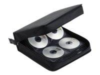 Ednet aufbewahrungstasche für cd dvd blu amazon