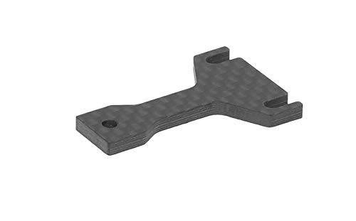 Hot Bodies Racing Carbon Fiber Rear Chassis Stiffener (D418) ()