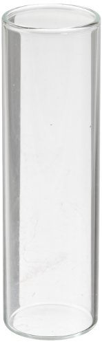 Shell Vials (Kimble-Chase 60931-4 Borosilicate Glass 4 Dram Short Style Shell Vial, with Plain Top and No Closure)