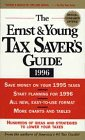 The Ernst and Young Tax Saver's Guide 1996, Ernst and Young Staff, 0471126160