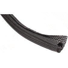 TechFlex - 3/4 Inch F6-Self Wrap Sleeving - Black 100ft-by-TechFlex