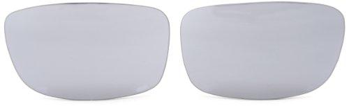 Oakley Fives 3.0 13-538 Iridium Rimless Sunglasses,Multi Frame/Black Lens,One - 3.0 Oakley Five