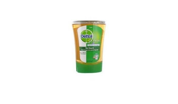 1 x Recambio para dispensador de jabón, 250 ml, aroma de pepino, No touch: Amazon.es: Oficina y papelería