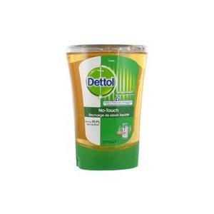 1 x Recambio para dispensador de jabón, 250 ml, aroma de pepino, No