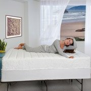 Spa Sensations 10'' Memory Foam and Spring Hybrid Mattress, Queen