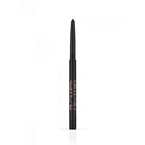 - Flower Beauty Vinyl-Eyes Glossy Gel Eyeliner (Black Vinyl)