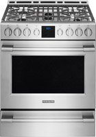 "Price comparison product image Frigidaire Professional 30"" Stainless Steel Freestanding Gas Range"