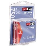 Iomega 750MB ZIP Cartridge (3-Pack)