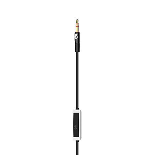 213OXwb9ltL - Skullcandy Crusher Headphones with Built-in Amplifier and Mic, White