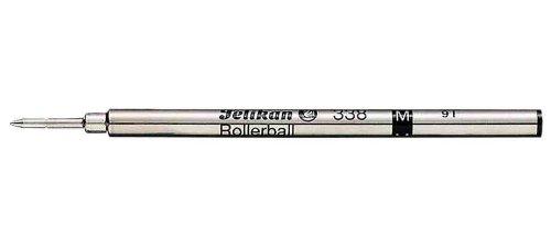 Refills Broad Point Black Ink - Pelikan 338 Rollerball Pen Refill, Broad Point, Black Ink (957027)