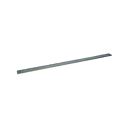 【代引不可】 折台 15×60×1950 BKOR-5619 [板金を直線にケガキに沿って折り曲げるときに用います] 盛光 板金 工具 はさみ つかみ 鋏 ツカミ アミD B0797K3L4W