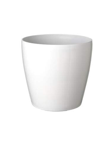 Viva Self-Watering Rolling Planter, Round Small