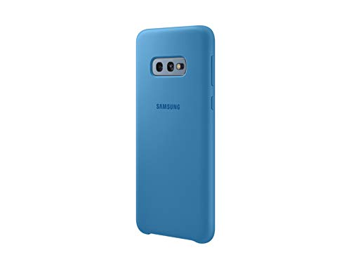 funda oficial para Samsung Galaxy 10e Samsung Silicone Cover color Verde