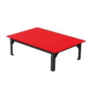 デンサン バンキャビネット (テーブル) 1140×350×780mm SCT-TS05 B07DW2712B