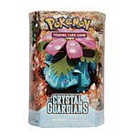 Pokemon EX Crystal Guardians Green Cyclone Theme Deck [Toy]