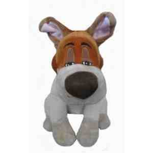 "Disney Oliver & Company 12"" Dodger Plush soft animal dog ..."
