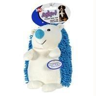 Spot Giggler Plush Hedgehog Dog Toy Color: Assorted. Size: 6