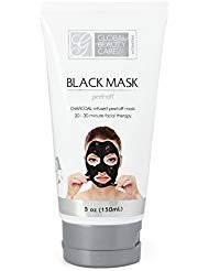 Black Mask: Charcoal Infused Peel-Off Mask, 5 oz ()