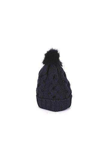 2017 Inverno Cuffia 18 Woolrich Wwacc1348 Blu Autunno Accessori Ac93 S A6Pq68xw0