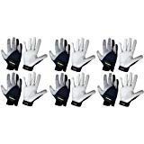 SIX 6 HEAD Renegade Racquetball Gloves Large, Left