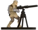 Star Wars Miniatures: Hoth Trooper with Repeating Blaster Cannon # 10 - The F...