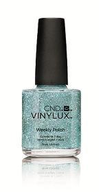 NEW C N D Vinylux Long Wear Nail Polish Color (Glacial Mist) - Mist Nail Lacquer