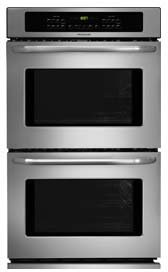 "Frigidaire FFET3025PS - 30"" Stainless Steel Electric Double Wall Oven"