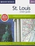 Rand Mcnally St. Louis Street Guide, Rand McNally, 0528859358